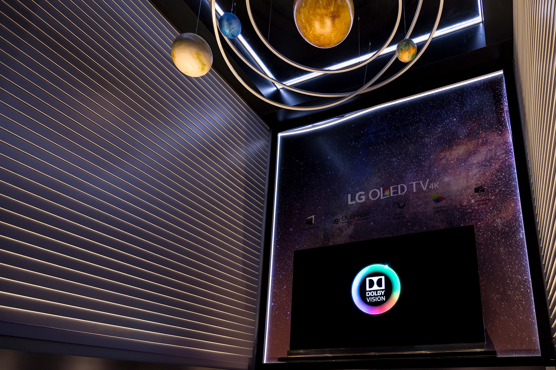 LG Experience Area - Projects | Gravity